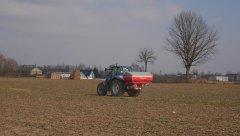 New Holland T5.115 &  Kverneland Exacta CL