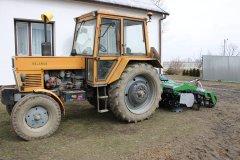 Belarus / MTZ 80 / Tolmet Simply 2,2m