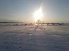Zimowy blask