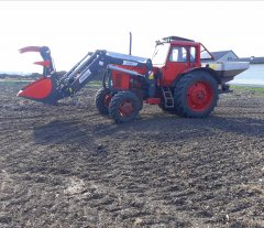 Mtz 82 Inter-Tech IT1600, Langren RS800