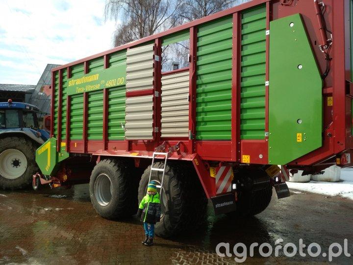 Strautmann Tera Vitesse 4601