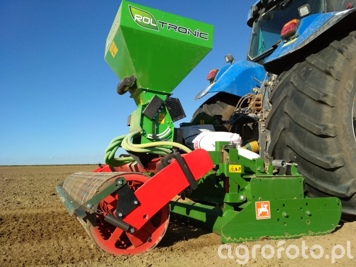 Zestaw do siewu trawy, Amzone KX & Roltronic