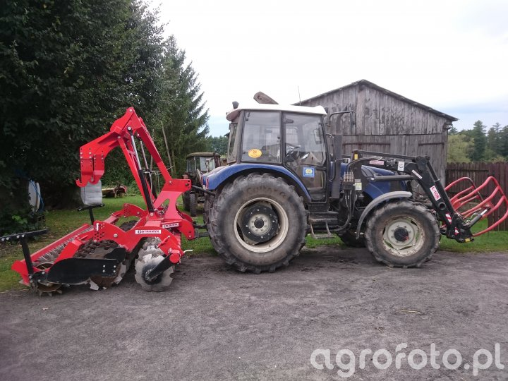 Farmtrac 690DT & Strumyk Tiger