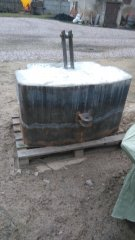 Balast na tuz 1000 kg