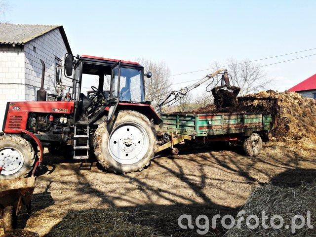 Belarus 820 + Metal-Tech N-243
