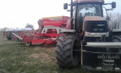 Case Puma 185 Pottinger Terrasem C4