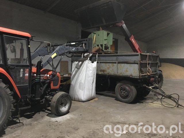Maszyny do obsługi zbóż