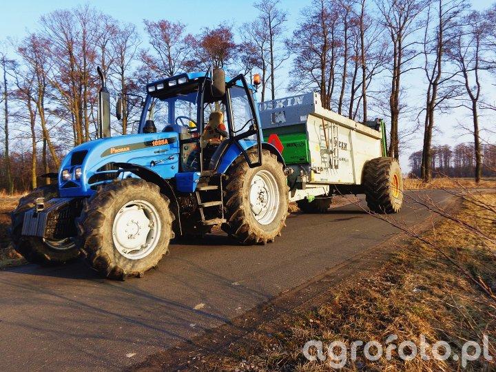 Pronar 1025a & Joskin Siroko S5013/12V