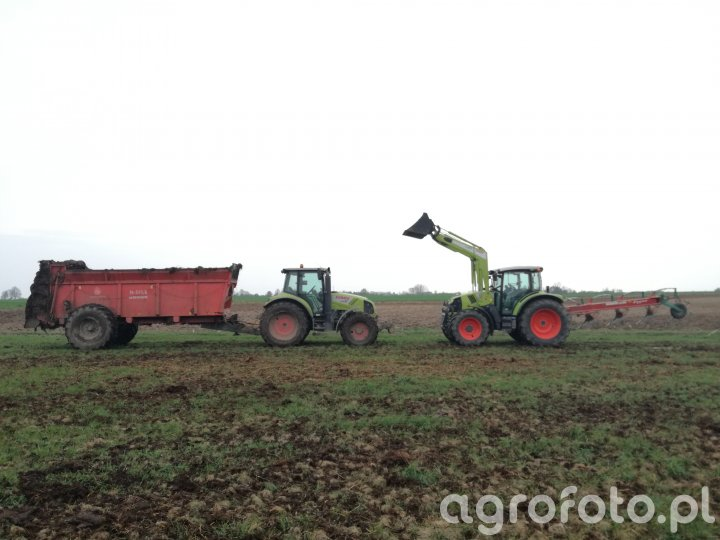 Claas Arion 410 CIS i 440 CIS