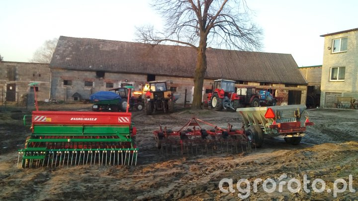 Siewnik agro-masz