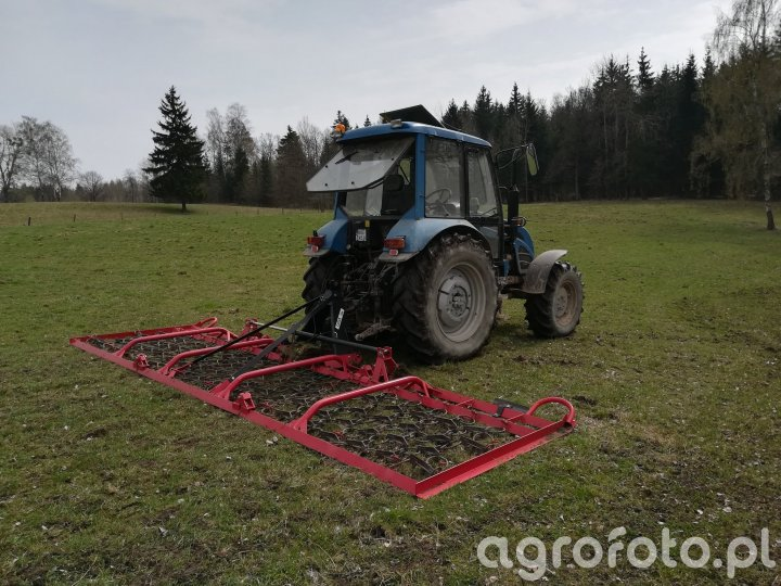 Włóka Agro-Factory Lusa 6