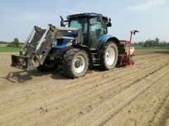 New Holland T6010 & Ozdoken
