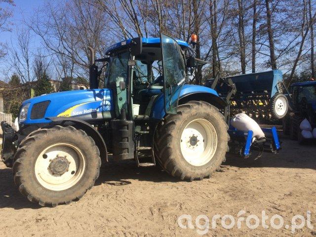 New Holland T6030 RC & Janpol & Poznaniak 2.7