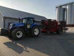 New Holland T7.270 i Horsch Pronto 6AS
