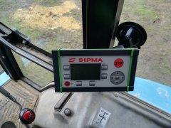 Nowy sterownik owijarki Sipma Maja OS 7531