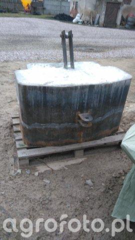 Obciążnik Tuz 1000kg