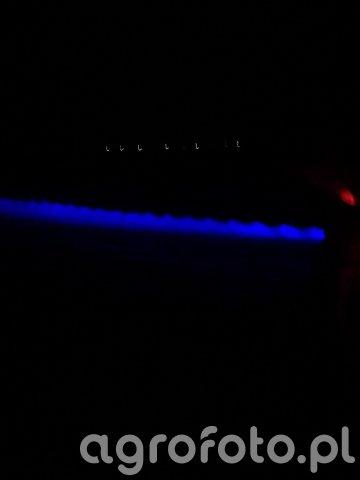 Podświetlenie belki w opryskiwacz