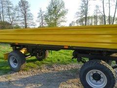 Przyczepa Brandys BSS 9 ton