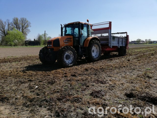 Renault Ares 616 RZ + Leboulch