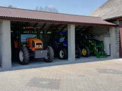 Renault Ares 620RZ & NH TD60D & JD5075E