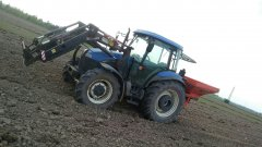 New Holland TD5040 / Rauch MDS 19.1