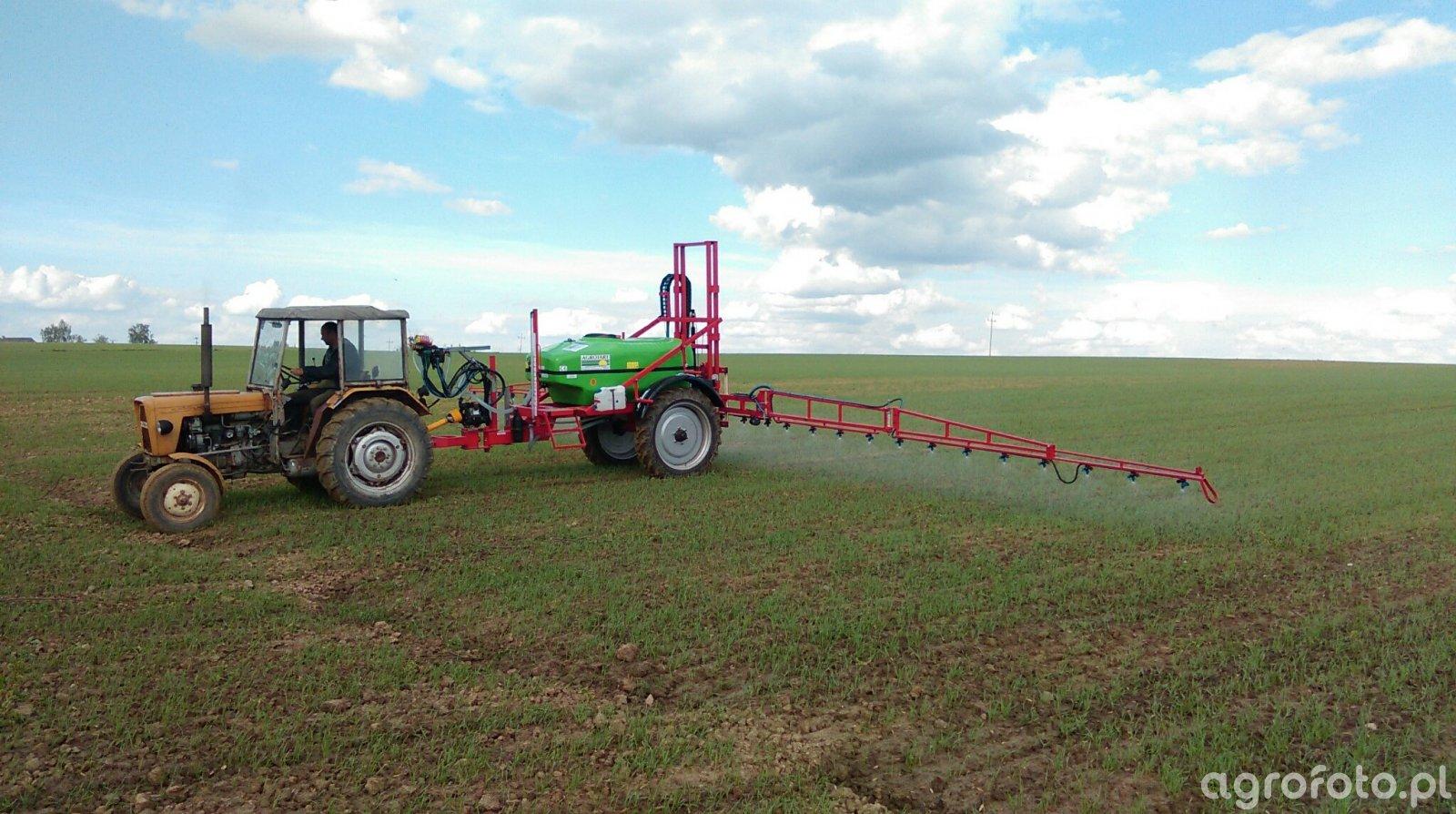 Ursus C-330 & Agrofart