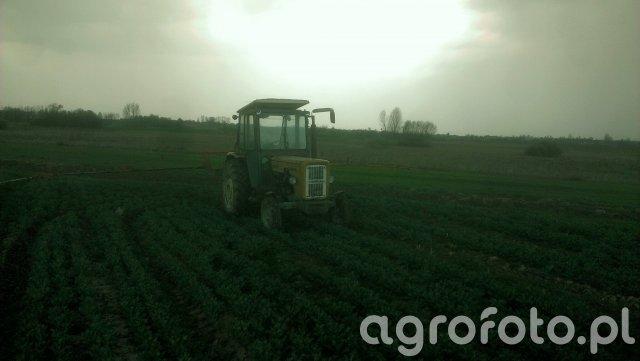 Ursus C-360-3P & Agro Mechanika Krajn