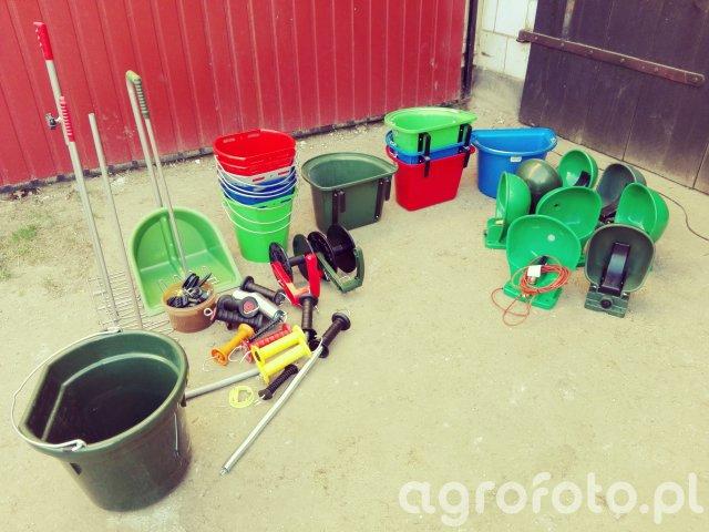 Wyposażenie farmy