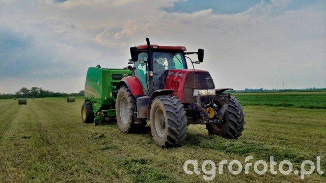 Traktory Case