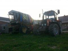 Fortschritt E-514 & Ursus C-330 & Belarus 892.2