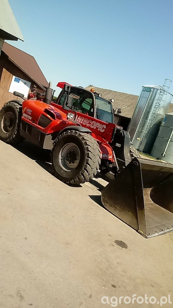 Manitou MLT 735-100