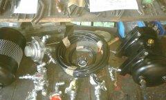 Massey Ferguson 6290 Pneumatyka
