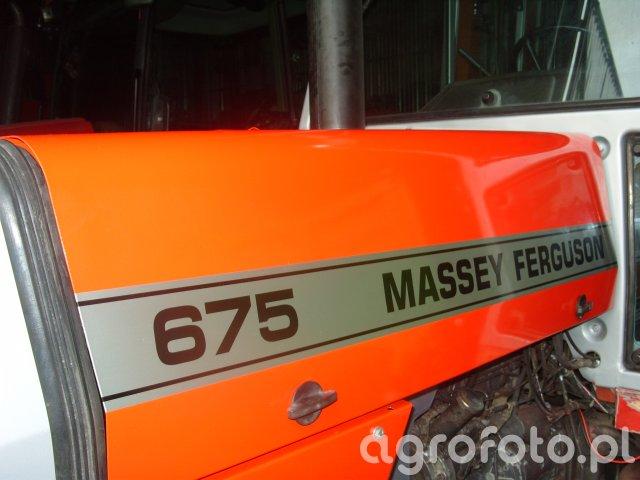 MF 675