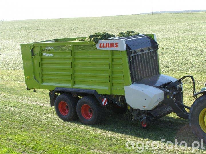 Claas Cargos 4800