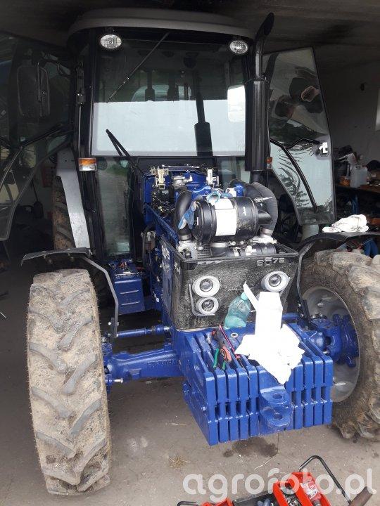 Farmtrac Heritage 6075