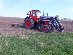 Mtz 82& Inter-tech IT1600&  brony
