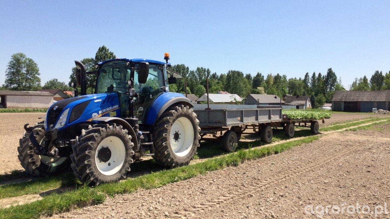 New Holland T5.100EC
