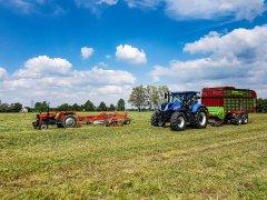 NH T7.175 & Strautmann Super-Vitesse 3502 URSUS 3512 & Kuhn GA7501
