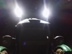 Nowe oświetlenie LED w Ursusie C-328