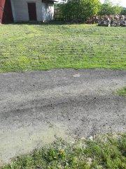 Sianokosy na podwórku