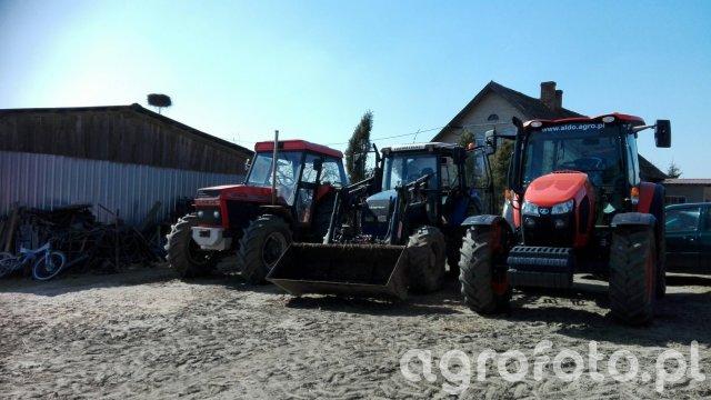 Ursus Farmtrac & Kubota