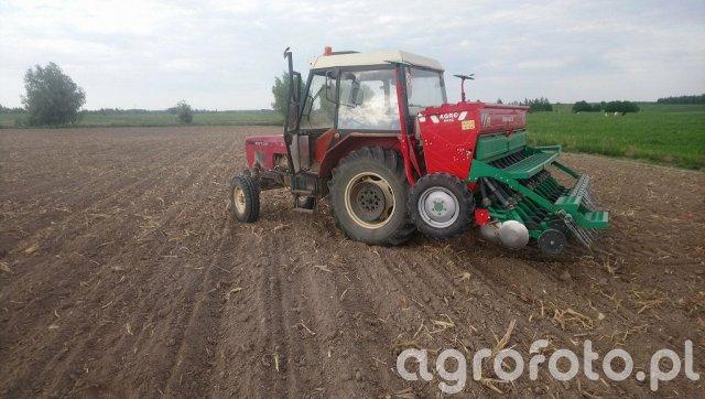 Zetor 7211 + Agro-masz
