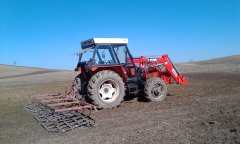 Zetor 7245 & Inter Tech 1600 & Brony