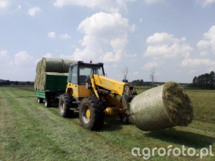 Matbro TR 250 & HL 8011