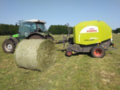 Claas Rollant 350 RC