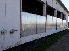 Kurtyny  okienne  obora