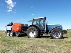 Landini Legend 110 + Kuhn FBP2135