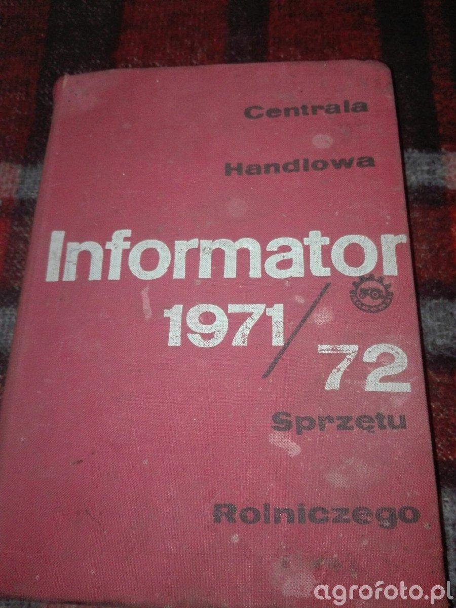 Informator 1971/1972