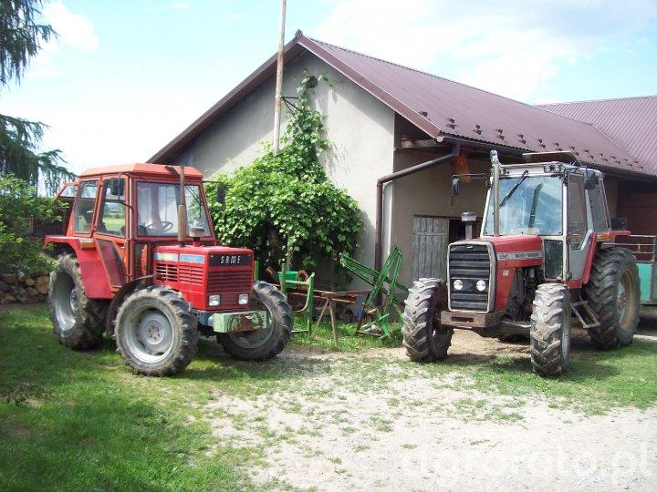 MF 698t i Same Taurus 60