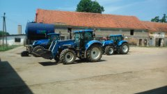 New Holland T6.175, T7.260, T7.315